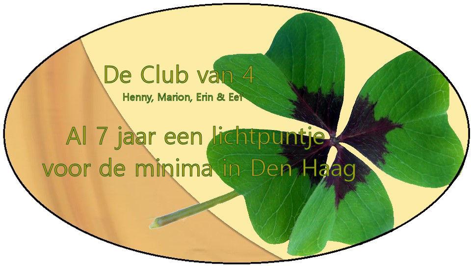 De club van 4